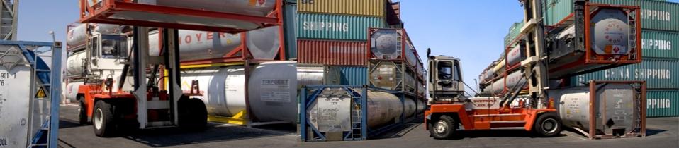 נפטון מכולות - שירותי נמל